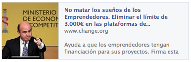 ley crowdfunding