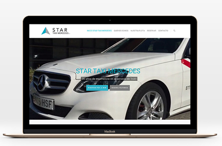 STAR TAXIMERCEDES (WEBSITE)